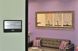 San Diego Hand Surgery's reception area